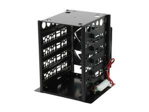 SANS DIGITAL HDDRACK5 5-Bay IDE / SATA Hard Drive Organizing Rack