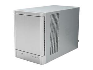 SANS DIGITAL TowerRAID TR4UT+ 4 Bay USB 3.0 / eSATA Hardware RAID 5 Tower w/ 6G PCIe 2.0 HBA (Silver)