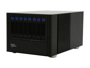 SANS DIGITAL MobileSTOR MS28XP 8 Bay 2.5 Tower 6G SAS / SSD / SATA RAID 5 Storage w/ 6G PCIe 2.0 x8