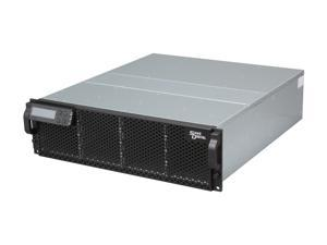 SANS DIGITAL AccuSTOR AS316X6S 3U 16-Bay 6G SATA/SAS to 6G SAS JBOD Single Controller Rackmount