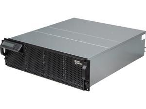 SANS DIGITAL AccuRAID AR316IS 3U 16 Bay SAS/SATA to Quad Port GbE iSCSI * 4 RAID 6 Storage Rackmount