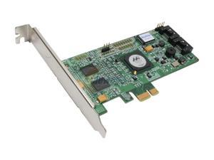 HighPoint RocketRAID 3120 PCI-Express x1 SATA True Hardware RAID Controller
