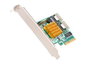 HighPoint RocketRAID 2680 PCI-Express x4 Eight-Port SATA and SAS RAID Controller Card