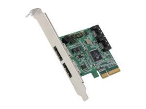 HighPoint RocketRAID 2642 PCI-Express x4 SATA / SAS RAID Controller Card