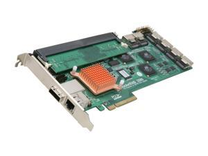 HighPoint RocketRAID 3560 PCI-Express x8 SATA II (3.0Gb/s) Raid Controller w/ Supports up to 24 SATA II drives with 6 x Mini-SAS ...
