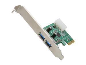 HighPoint RocketU 1022A PCI-Express 2.0 x1 USB 3.0 Controller Card