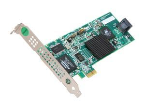 3ware 9650SE-2LP KIT PCI Express Lanes: 1 SATA II (3.0Gb/s) Controller Card - Kit