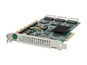 3ware 9650SE-24M8 PCI Express x 8 SATA II (3.0Gb/s) Red Hot RAID 6 Controller Card - KIT