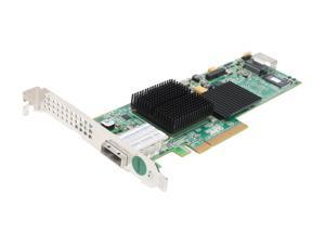 3ware 9690SA-4I4E KIT PCI-Express x8 Serial Attached SCSI (SAS) Controller Card