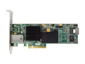 3ware 9690SA-4I4E-SGL PCI Express SATA / SAS Controller Card - Single