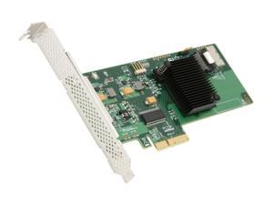 LSI Internal SATA / SAS 9211-4i 6Gb/s PCI-Express 2.0  RAID Controller Card, Single)--Avago Technologies
