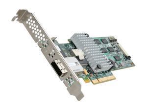3ware 9750-4i4e SATA/SAS 6Gb/s PCIe 2.0 w/512 MB onboard memory controller card, Kit