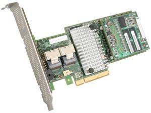 LSI MegaRAID Internal SAS 9265-8i 6Gb/s Dual Core ROC w/ 1GB cache memory RAID Controller Card, Kit