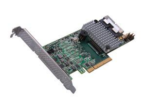 LSI MegaRAID LSI00331 (9271-8i) PCI-Express 3.0 x8 SATA / SAS RAID Controller - Kit