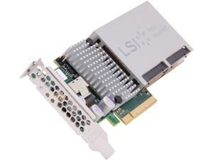 LSI Nytro MegaRAID LSI00351 (8110-4i) PCI-Express 3.0 x8 SATA / SAS Controller Card - Single