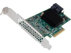 LSI 9300-8i PCI-Express 3.0 SATA / SAS 8-Port SAS3 12Gb/s HBA - Single--Avago Technologies