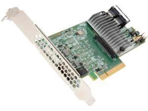 LSI 9300 MegaRAID SAS 9361-8i (LSI00417) PCI-Express 3.0 x8 Low Profile SATA / SAS High Performance Eight-Port 12Gb/s RAID Controller (Single Pack)--Avago Technologies
