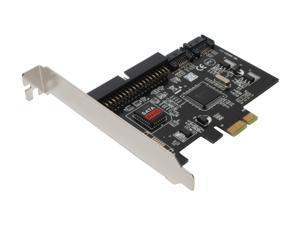 SYBA SY-JM363-2S1P PCI Express SATA / IDE Combo Controller Card