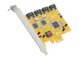 SYBA SY-PEX40013 PCI Express SATA RAID Controller Card