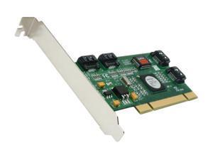 SYBA SY-PCI40017 PCI SATA II (3.0Gb/s) RAID Controller Card