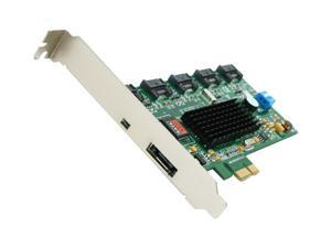SYBA SY-PEX40016 PCI Express SATA II (3.0Gb/s) RAID Controller Card