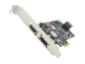 SYBA SD-PEX40031 PCI-Express 2.0 SATA II (3.0Gb/s) Controller Card