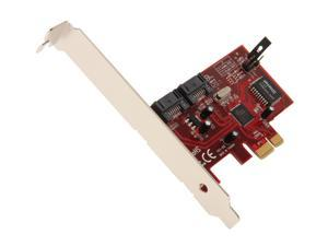 Rosewill RC-211 PCI Express SATA II (3.0Gb/s) RAID Controller Card