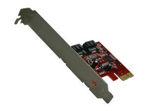 Rosewill RC-227 PCI-Express 2.0 SATA III (6.0Gb/s) Controller Card
