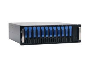 NORCO DS-1220 3U 12-bay Hot-swap Rackmount eSATA RAID Hard Drive Storage Subsystem - OEM