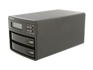 Raidon GR3630-2S-SB2 (+) 2-Bay eSATA / USB RAID 0, 1 Enclosure