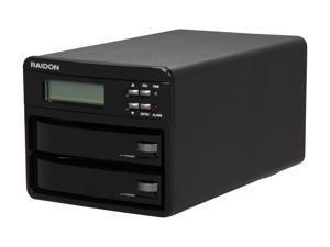 Raidon SafeTANK Series GR3630-WSB3 RAID Sub-System