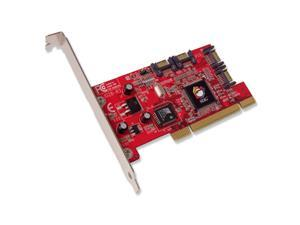 SIIG SCSA4R12S2 PCI SATA Controller Card RoHS