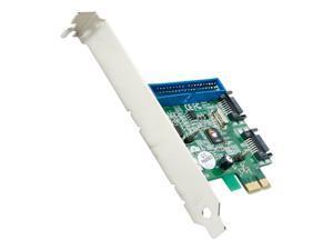 SIIG SC-SA0E12-S1 PCI-Express 2.0 SATA / IDE Controller Card