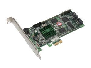 areca ARC-1200 2-Port PCI-Express x1 SATA Controller Card