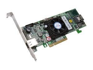 areca ARC-1212 PCIe x8 SATA / SAS RAID Card