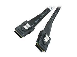 areca CB-8787-75M SFF-8087 MiniSAS to SFF-8087 MiniSAS 0.75 Meter Cable
