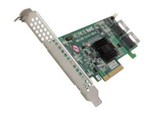areca ARC-1320-8I PCIe 2.0 x8 Lanes MD2 Low Profile SAS 8 Ports PCIe 2.0 6Gb/s SAS Host Adapter