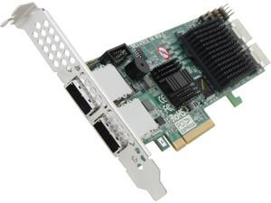 areca ARC-1320 series ARC-1320ix-16 PCI-Express 2.0 x8 Low Profile SATA / SAS 24 Ports Host Adapter