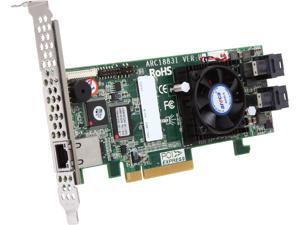 areca ARC-1883i PCI-Express 3.0 x8 SAS RAID Adapter