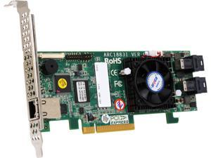 areca ARC-1883i-SA PCI-Express 3.0 x8 SAS RAID Adapter