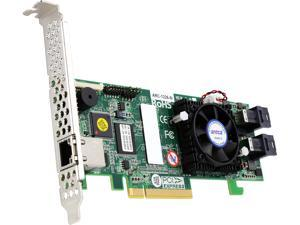 Areca ARC-1226-8i-MS 8-port PCIe 3.0 internal 12Gbps SAS RAID Adapter