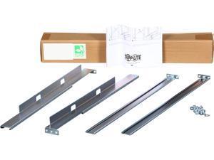 Tripp Lite 4POSTRAILKIT1U SMARTRACK Series 1U Universal Adjustable Rackmount Shelf Kit