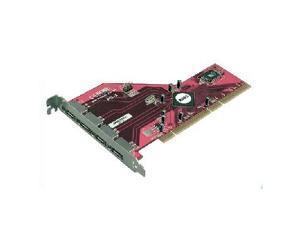 Addonics ADS3GX4R5-E PCI-X SATAI / SATA II Controller Card