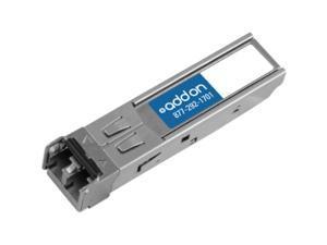 AddOn - Network Upgrades QFX-SFP-10GE-SR-AOK 10Gbase SFP+ Transceiver