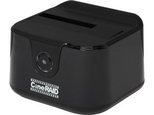 "CineRAID CR-H115 USB 3.0 2.5"" & 3.5"" SATA Hard Drive Dock Station"