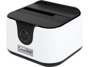 "CineRAID CR-NH116  2.5""/3.5"" SATA Hot-Swappble HDD USB 3.0 & UASP Docking Station"