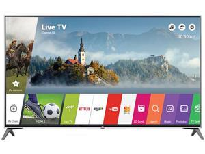 LG 55UJ7700 55-Inch 4K Ultra HD Smart TV with HDR (2017)