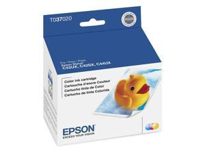 EPSON T037020 Ink Cartridge Yellow, Cyan, Magenta