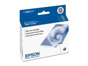 EPSON T054920 Photo Cartridge For Stylus Photo R800 Blue