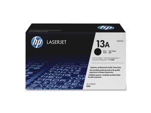 HP 13A Black LaserJet Toner Cartridge (Q2613A)